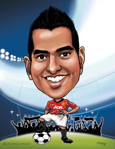 Single Caricature Sample