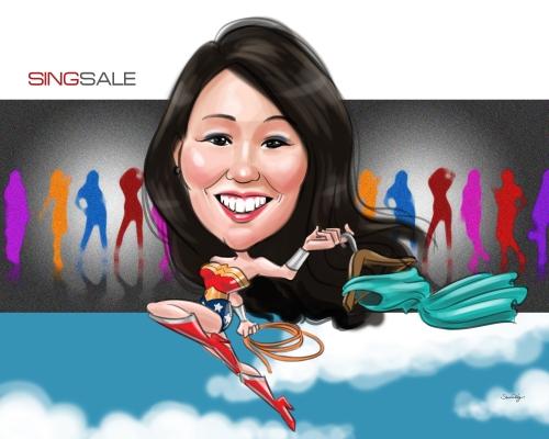 Single_superwoman_boss_Singsale