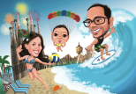 Family Caricature