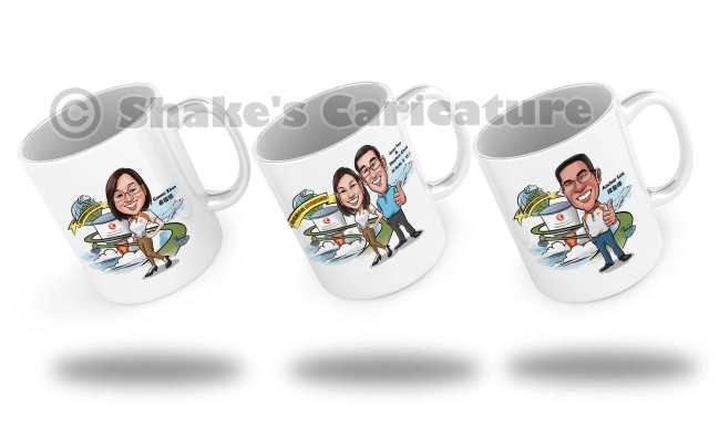 Company Mugs